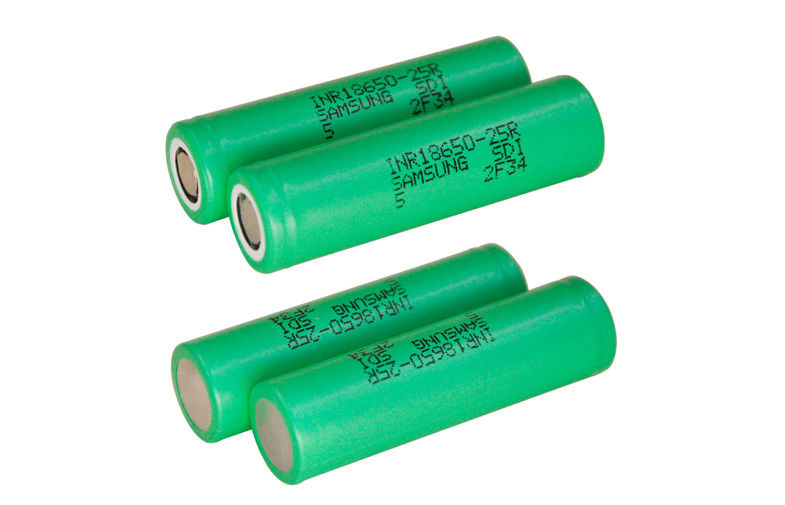 Lithium ion rechargeable aa batteries